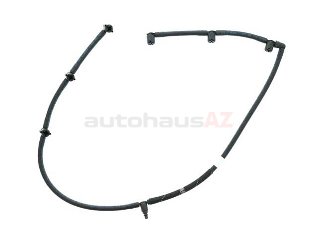 Genuine Mercedes 6420708132, A6420708132 Fuel Return Line