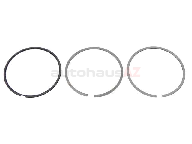 Mahle 11257511697, 08320N0 Piston Ring Set; Standard, 84