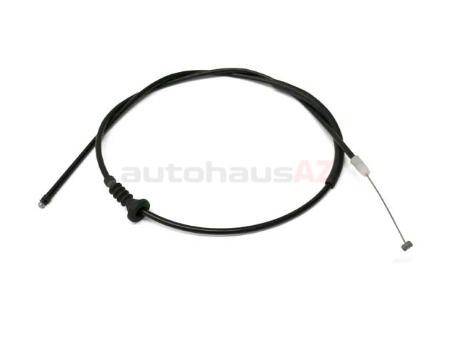 Genuine Mini MI-51237148865 Hood Release Cable; Handle to