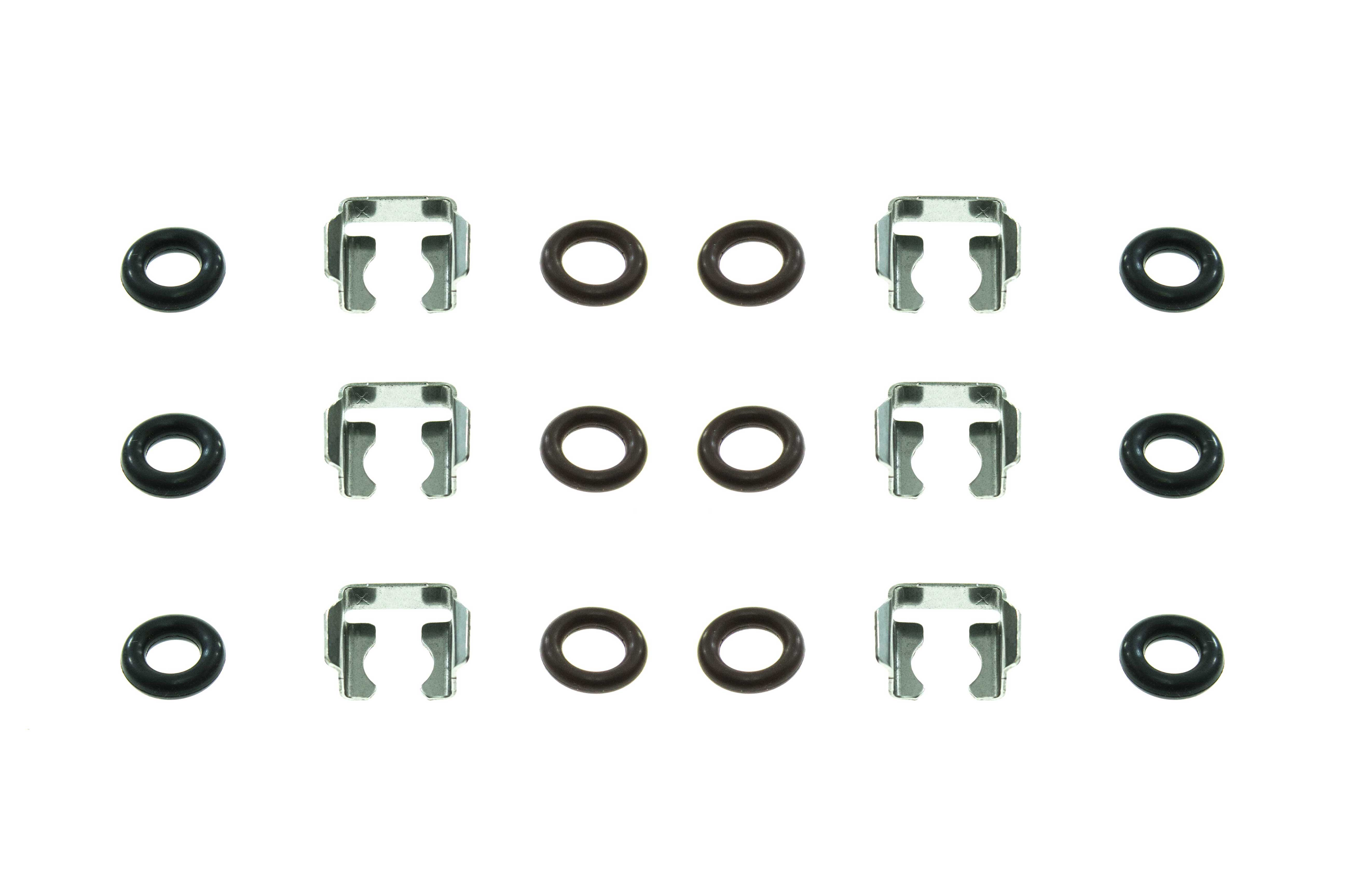 Aaz Preferred N Fisealkit Fuel Injector Seal Kit Upper