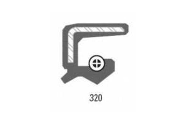 Timken 8160S Manual Trans Extension Housing Seal
