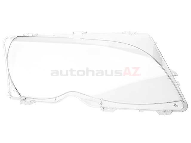 URO Parts 63126923412 Headlight Lens; Right SKU: 1431652