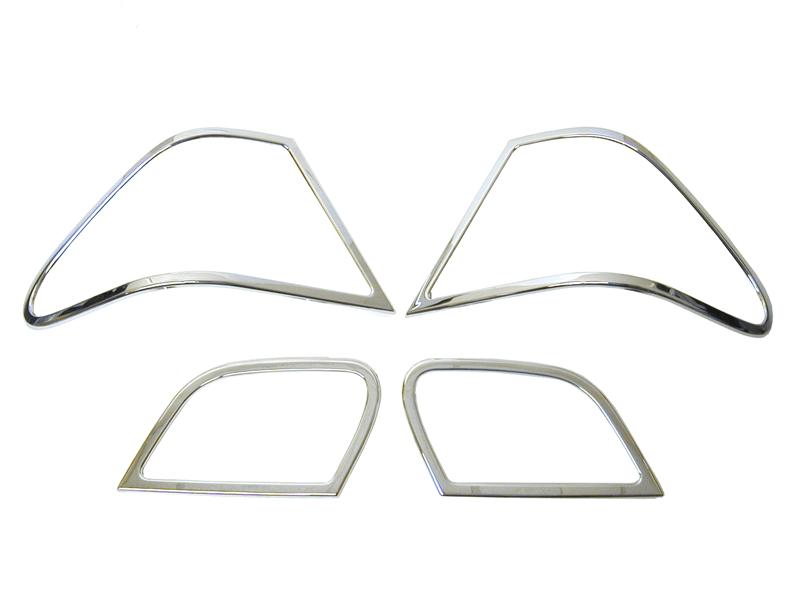 URO Parts UR-W208RLR, W208RLR Tail Light Molding SKU