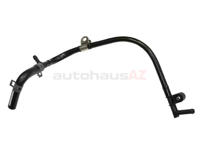 Genuine VW/Audi VW-06A133366AC Vacuum Hose/Line; DELNNA