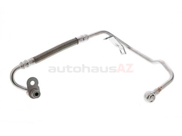 Genuine VW/Audi VW-06J145778H Turbocharger Oil Line SKU
