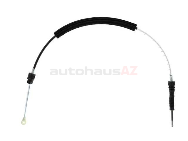 Genuine VW/Audi 1K0711265AS Manual Trans Shift Cable; Left