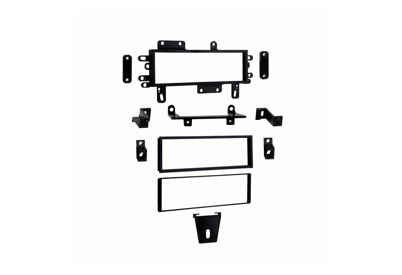 METRA monteringsramme 1-DIN Ford (US)/Jeep/Lincoln/Mazda