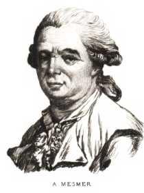 Anton Mesmer, fondateur de l'hypnose moderne