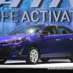 Toyota Yaris Ativ Trd Injector Grand New Avanza All 2018 Launched In Thailand Auto News