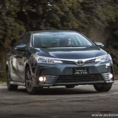New Corolla Altis On Road Price Interior Agya Trd 2018 2017 Toyota 1 6 V Car Reviews
