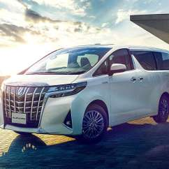 Brand New Toyota Alphard For Sale All Camry 2.5 V A/t 2018 Update Revealed In Japan Auto Industry News
