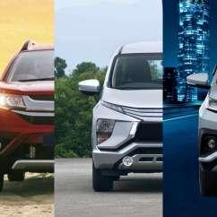 Xpander Vs Grand New Avanza Perbedaan E Dan G 2015 Spec Check Honda Br V Mitsubishi Toyota Rush