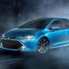 All New Corolla Altis 2019 Modifikasi Grand Veloz 2016 Toyota Hatchback Debuts Sedan Launch Possible This Year Auto Industry News