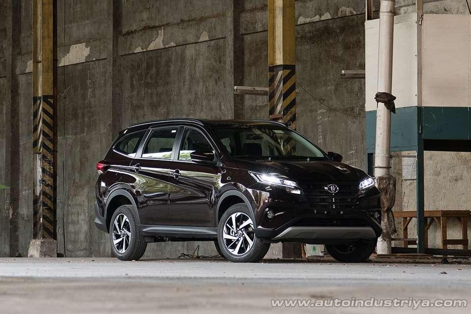 mitsubishi xpander vs grand new veloz kijang innova luxury captain seat 2018 toyota rush takes aim at the honda br v auto news