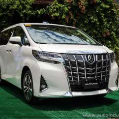 All New Alphard 2019 Grand Avanza Ceper Toyota Ph Wants To Redefine First Class Cruising With 2018