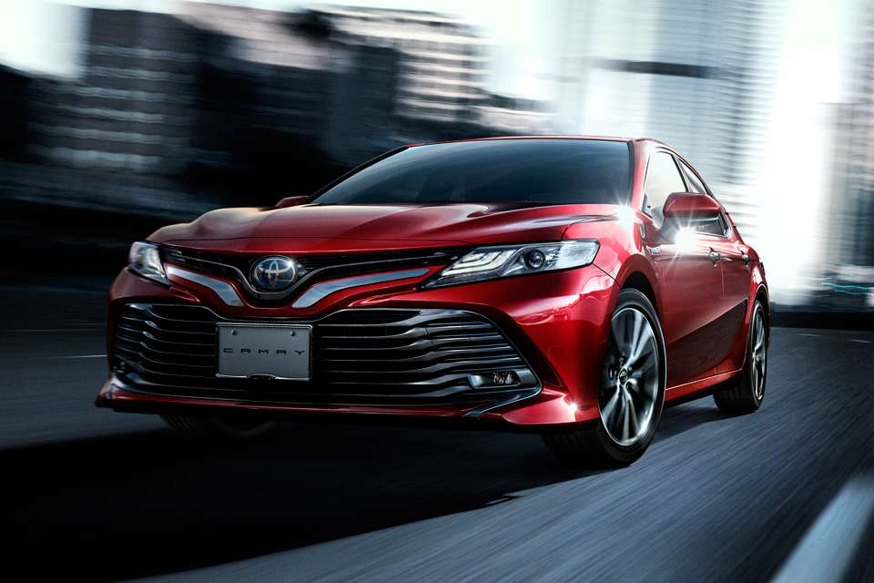 all new toyota camry 2019 philippines grand avanza veloz modifikasi asia spec could look very similar to us japan models
