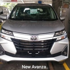 All New Avanza Veloz 2019 Spek Grand 2018 Here S Your First Look At Toyota Daihatsu Xenia Auto News