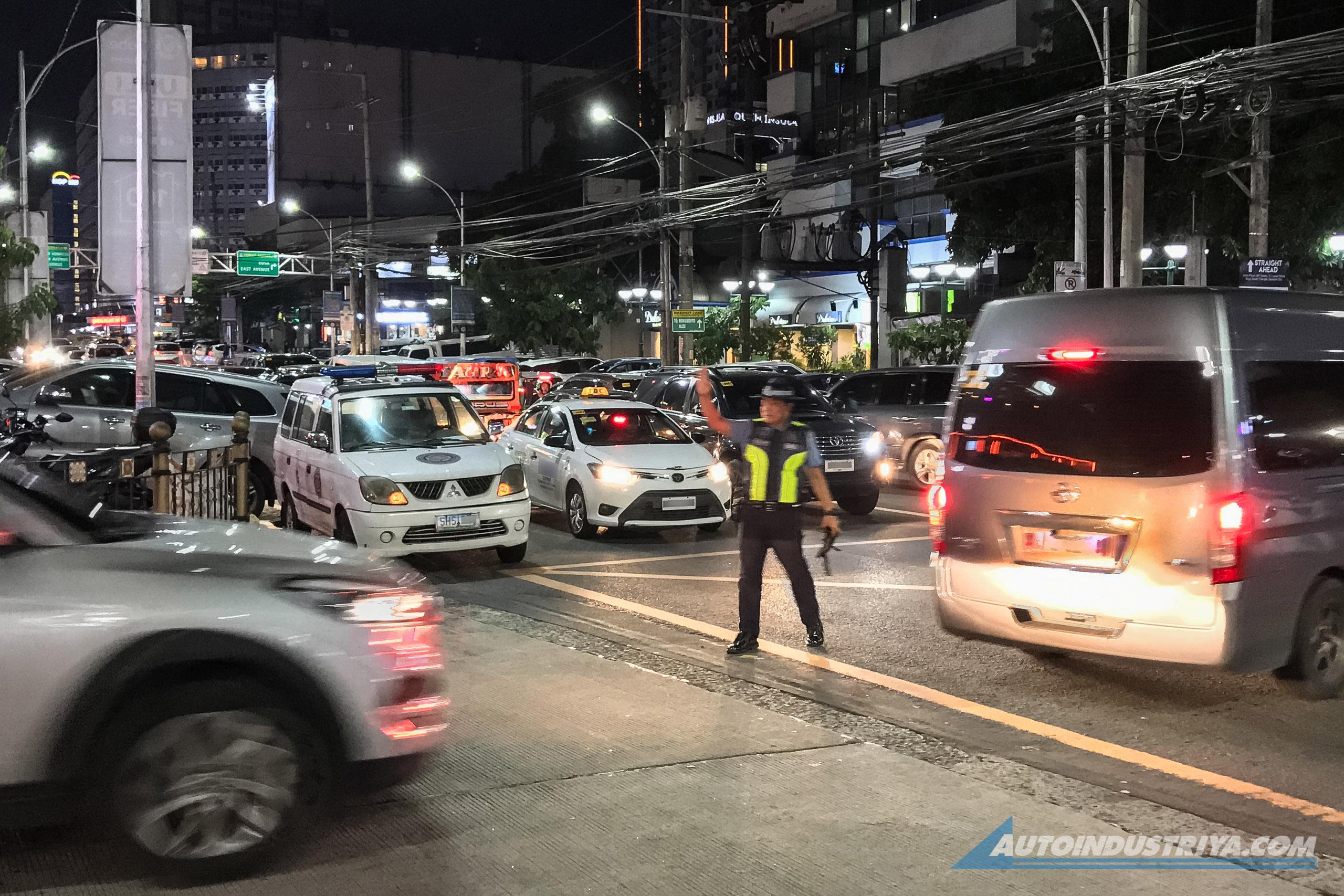 PH Gov't to hold massive operation against traffic violations tomorrow - Auto News