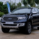 Ford Also Gave The Everest A Facelift For 2021 Auto News