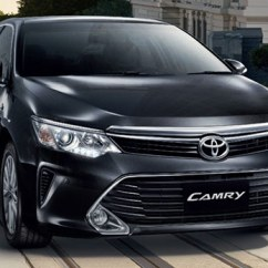 All New Toyota Camry Thailand Grand Avanza Vs Xenia 2015 Launched In Auto Industry News