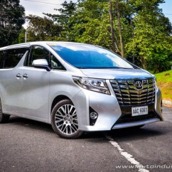 All New Alphard 2018 Redesign Head Unit Grand Avanza 2015 Toyota V6 Car Reviews