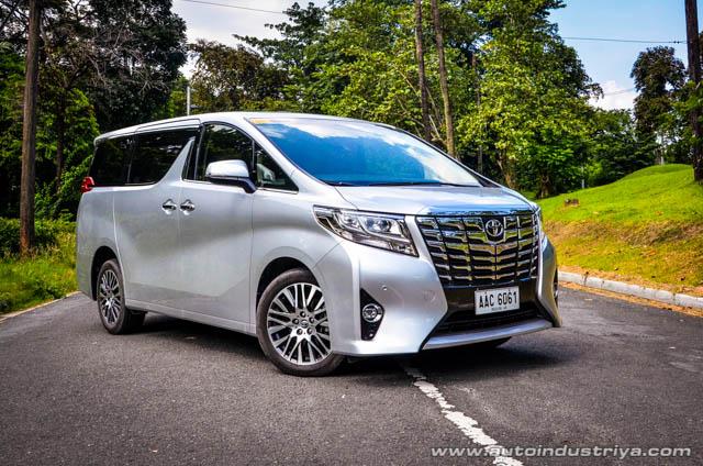 toyota all new alphard 2015 vellfire 2020 v6 car reviews