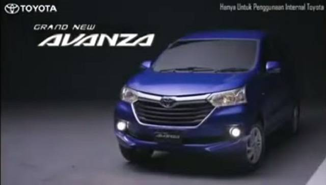 grill chrome grand new avanza all camry australia leaked next gen toyota exterior shown in video auto