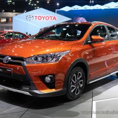 Toyota Yaris Trd Pajak Grand New Veloz Bangkok 2016 Preview Sportivo Revealed Auto News