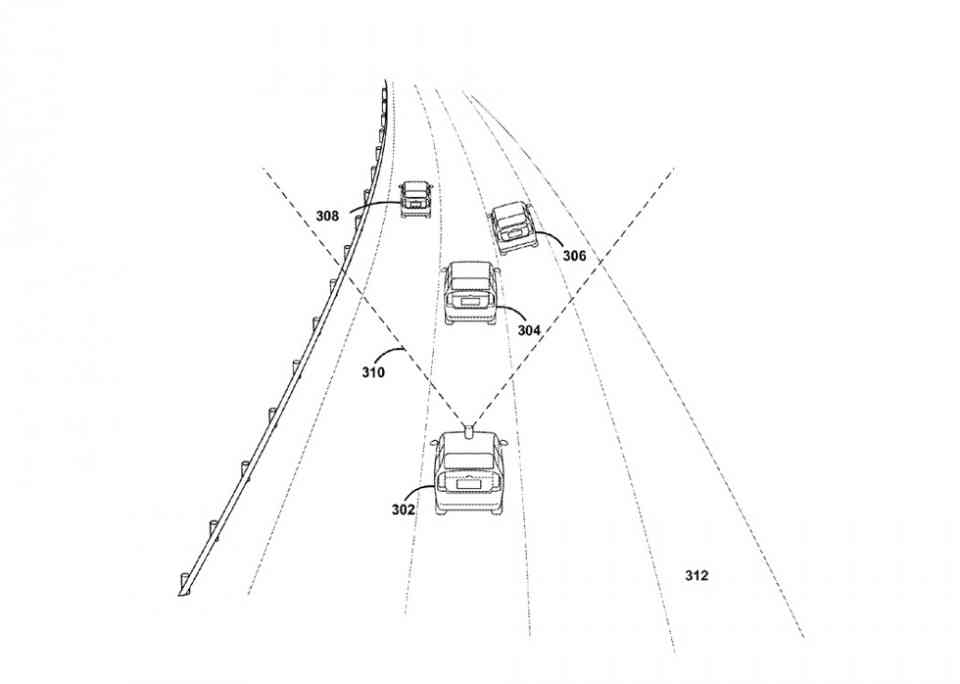 Google patents system that lets self-driving vehicles read