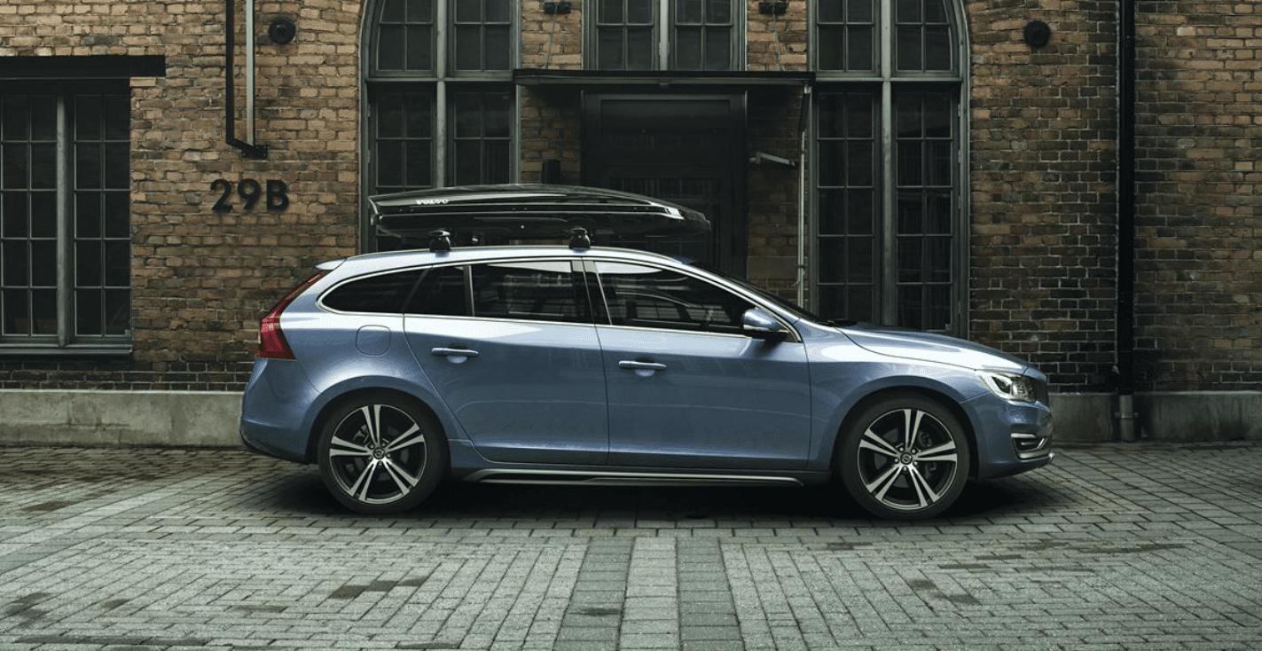 2016 Volvo V60 Bringing Back the Station Wagon