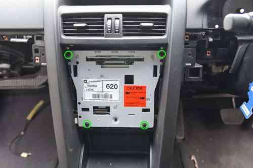 small resolution of vf commodore stereo wiring diagram series 2 holden iq headunit conversion u2013 ve commodore u2013