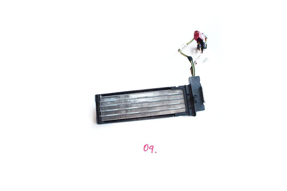 Elektricky radiator vlozka kurenia Citroen C5 III 08
