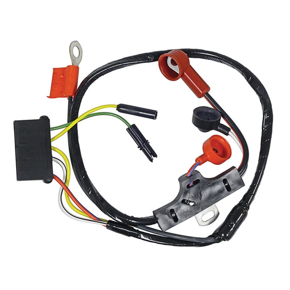 medium resolution of 1971 ford torino alternator harness 1971 ford mustang cougar torino maverick no gauges runs to voltage regulator battery d1oz 14305b
