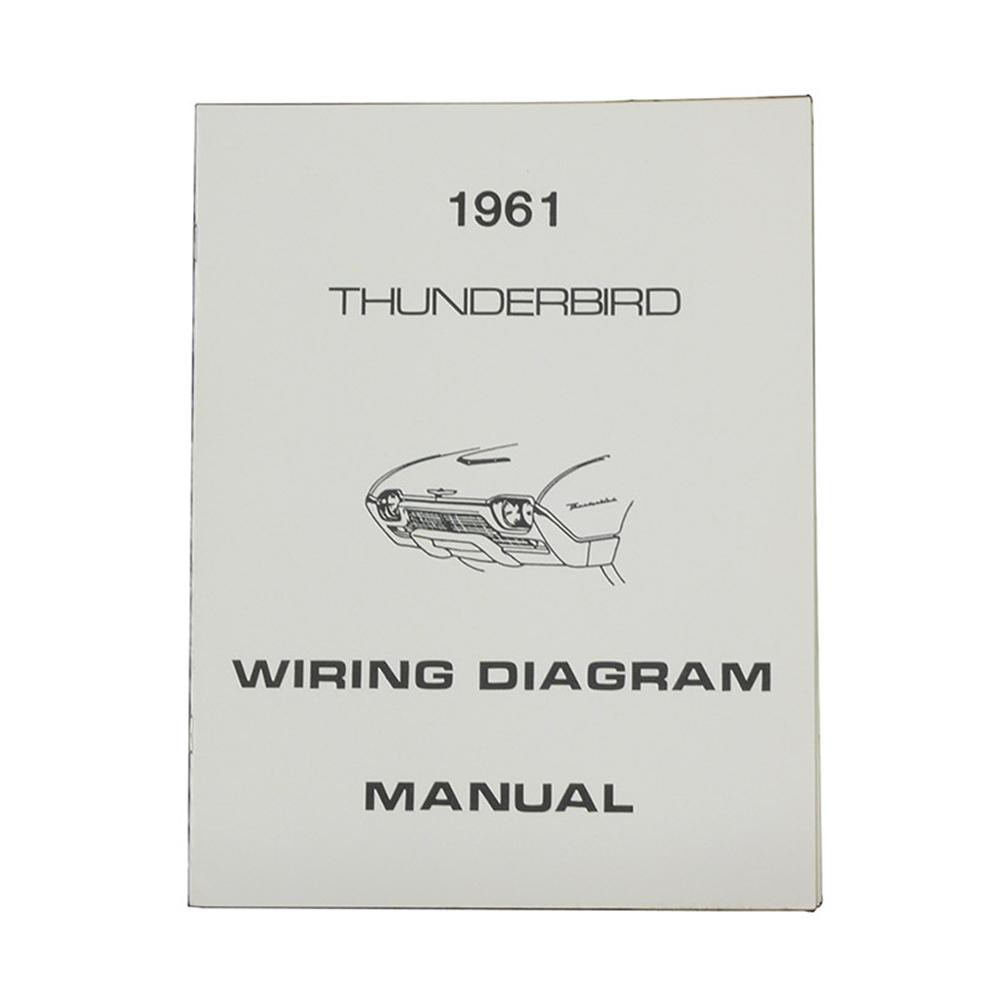medium resolution of 1961 thunderbird wiring diagram manual reprint ford schematics wire 1961 thunderbird wiring diagram 1961 thunderbird wiring diagram