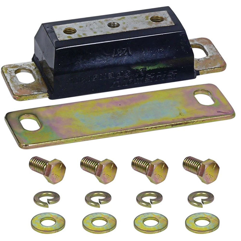 hight resolution of 1966 ford galaxie transmission mount set 1963 70 ford fairlane 1962 70 falcon 1965 73 mustang 70 77 maverick v8 energy suspension 41136g