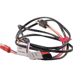 wire harness radio to speaker 1973 79 ford f 100 f 250 f 350 pickup 1978 79  [ 1000 x 1000 Pixel ]