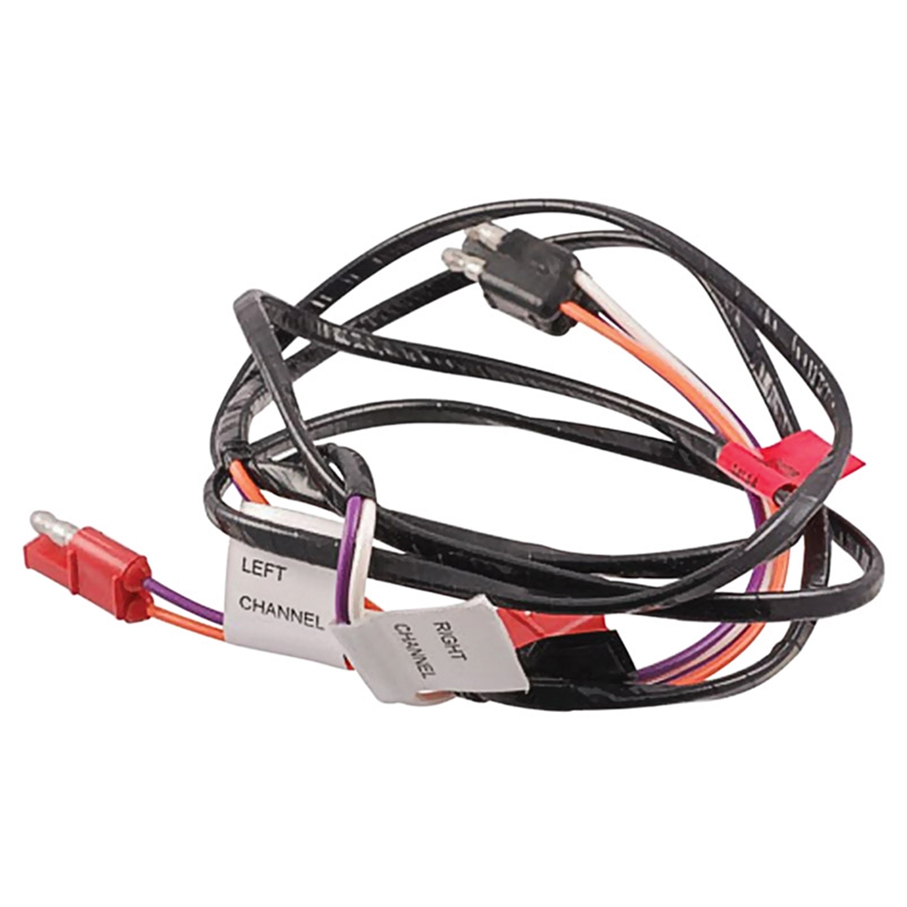 medium resolution of wire harness radio to speaker 1973 79 ford f 100 f 250 f 350 pickup 1978 79