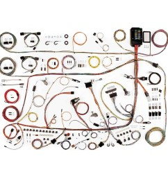wiring harness update kit 1960 64 ford galaxie 1961 64 monterey country squire sedan ranch wagon  [ 1000 x 1000 Pixel ]