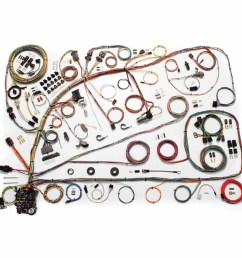 wiring harness update kit 1966 67 ford fairlane comet 500 xl electrical wires 510391  [ 1000 x 1000 Pixel ]