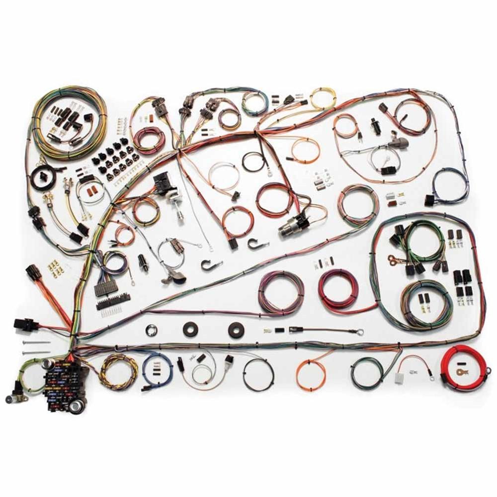 medium resolution of wiring harness update kit 1966 67 ford fairlane comet 500 xl 1956 ford fairlane wiring harness ford fairlane wiring harness