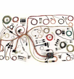 1963 ford falcon wiring harness update kit 1960 64 ford falcon 1960 65 comet futura sprint custom s 22 404 electrical wires 510379  [ 1000 x 1000 Pixel ]