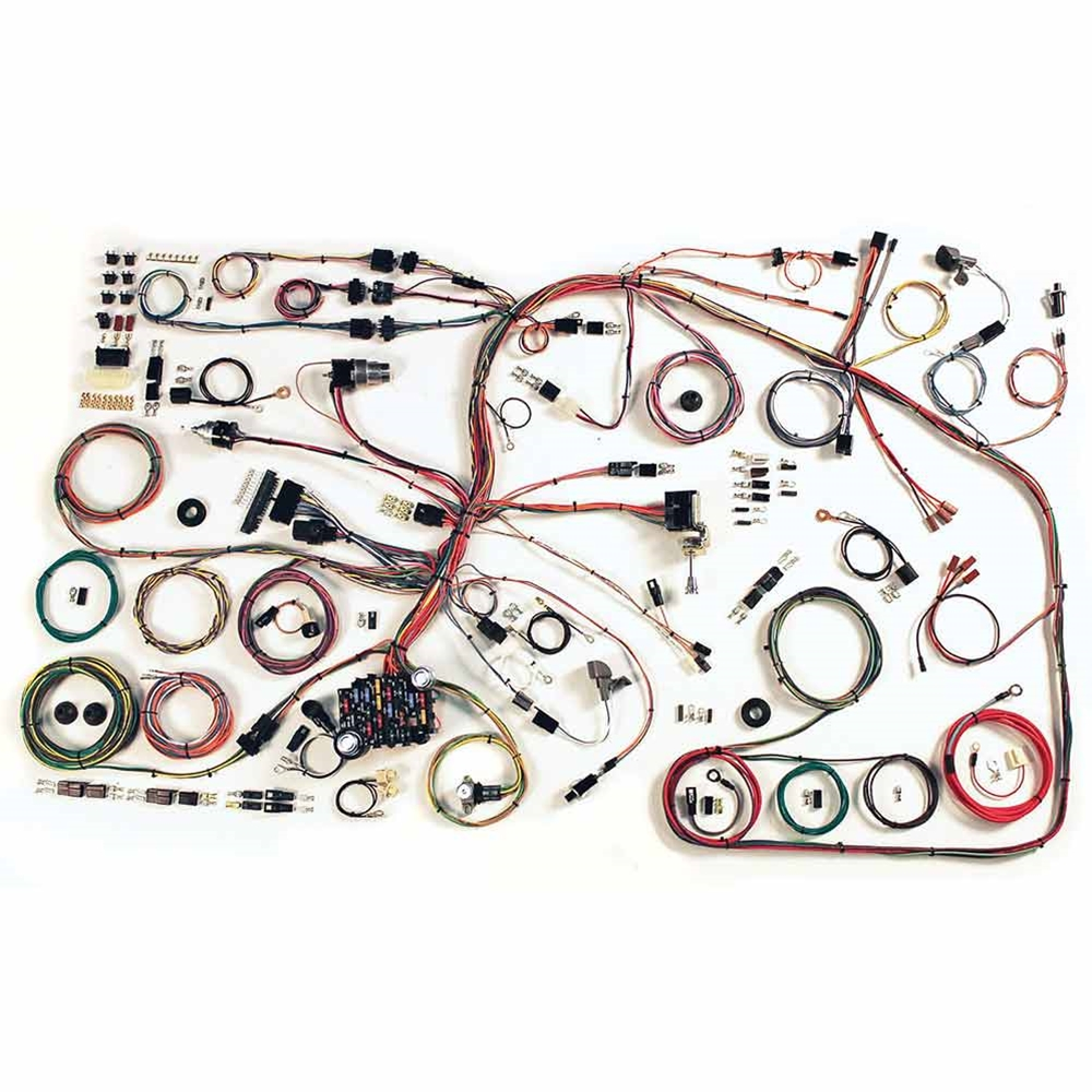 medium resolution of 1970 ford f 250 pickup wiring harness update kit 1967 72 ford f