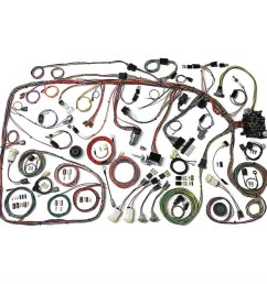 wiring harness update kit 1973 79 ford f series f 100 f 250 f 350 pickup  [ 1000 x 1000 Pixel ]