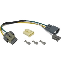 alternator adapter kit gm si series to ford 3g series alternator for wiring harness update kits  [ 1000 x 1000 Pixel ]