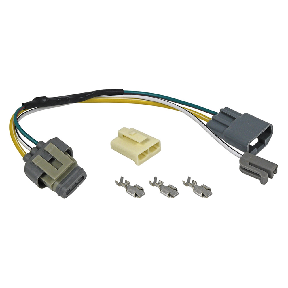 hight resolution of alternator adapter kit gm si series to ford 3g series alternator for wiring harness update kits