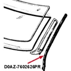 SEAL WINDSHIELD POST-TO-DOOR 1968 FORD GALAXIE 500 XL LTD