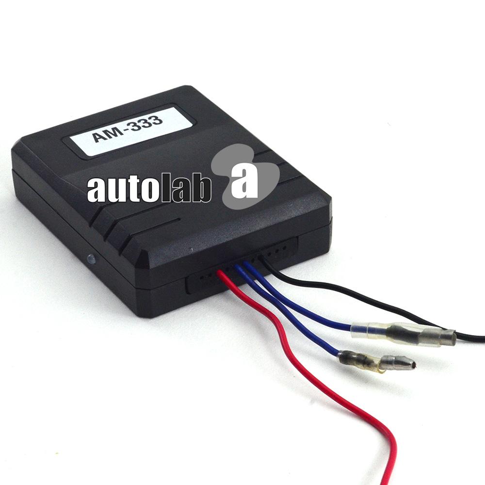 medium resolution of  amark am 333 vehicle auto gate interface module