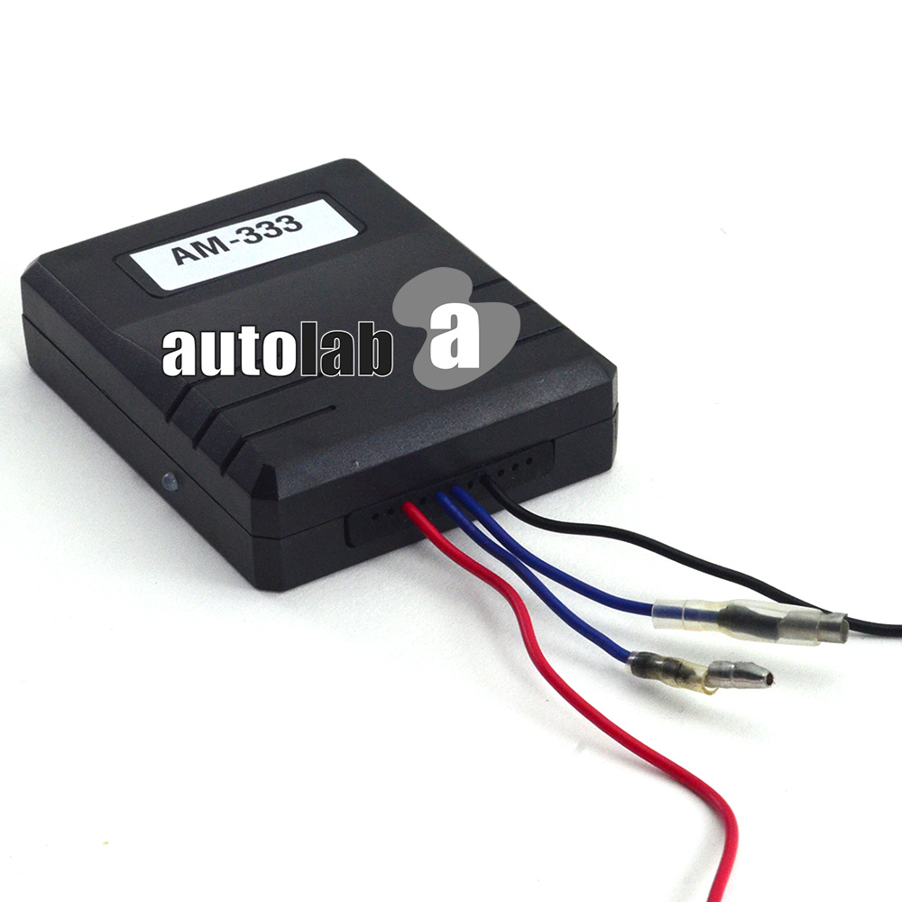 hight resolution of  amark am 333 vehicle auto gate interface module