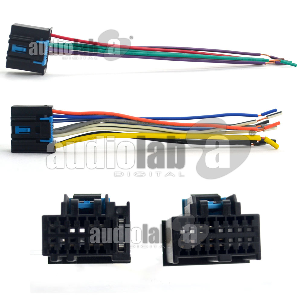 Car Stereo Wiring Harness Adapters Further Car Stereo Harness Adapter