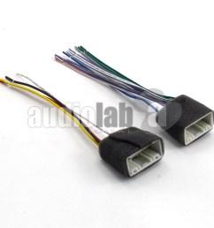 hyundai sonata tucson car stereo wiring harness adapter female 1 1000x1000 jpg [ 1000 x 1000 Pixel ]